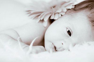 Fotografia de bebe en Lanzarote