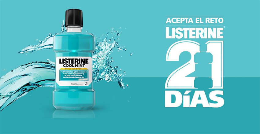 Campaña de Marketing Listerine